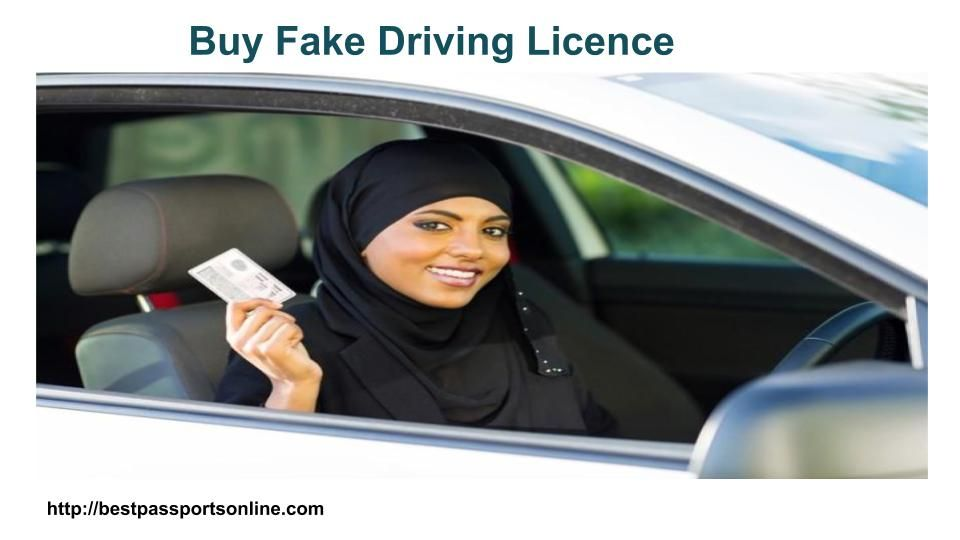 Are You Getting A Fake Driving License Id Or Driving License Or