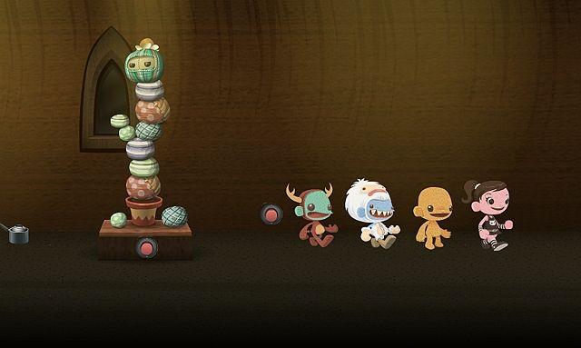 'cool game, creepy avatars'
