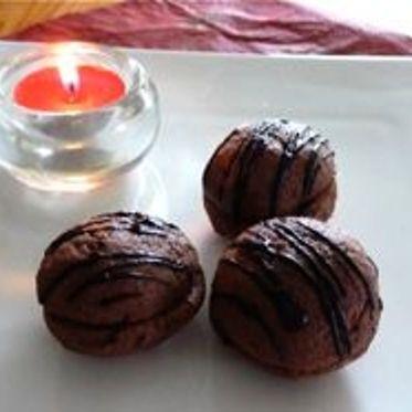 Nugatkugeln Rezept   Küchengötter
