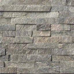 Ledger Panels, Stacked Stone Ledger, 3D Stone Mosaics, 3D Ledge Stone, Splitface Stacked Stone