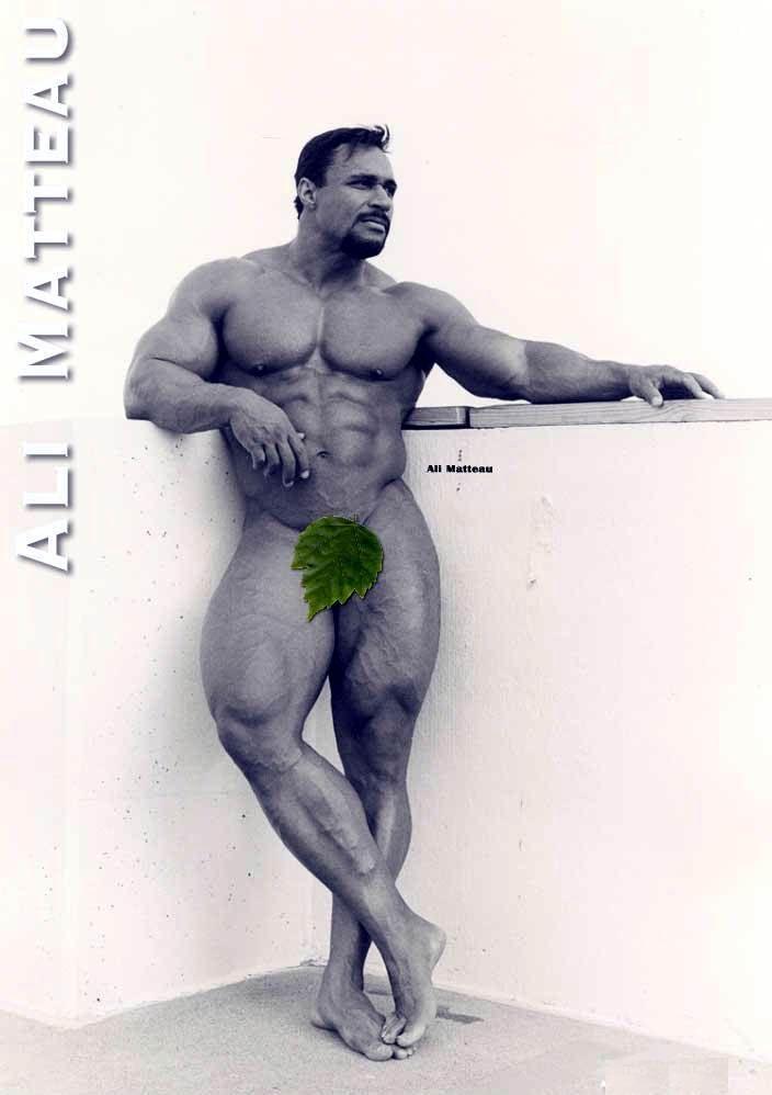 Ali Matteau (American Bodybuilder)