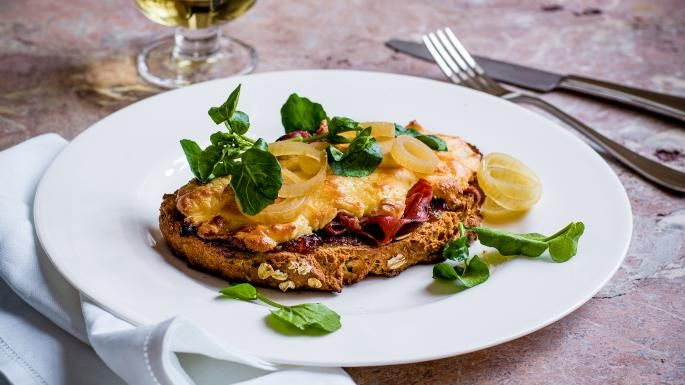 Tom Kerridge's St David's Day recipes: Welsh rarebit, shepherd's pie and more