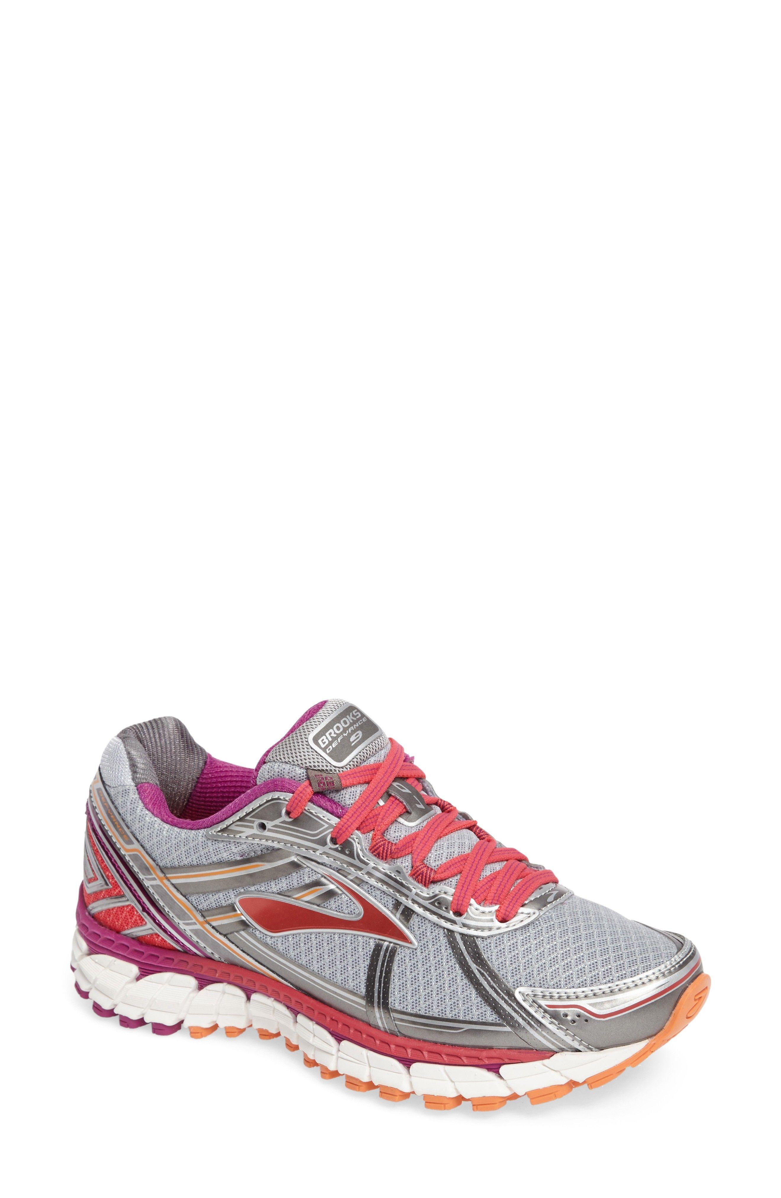 2492c334108d8 New BROOKS Defyance 9 Running Shoe online. New BROOKS Shoes.   89.95  SKU  BMPK41163NPQI52416