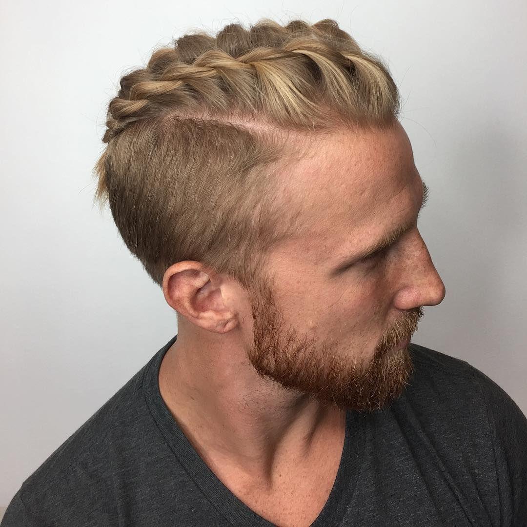 männer frisuren 2020 lang zopf - frisur stil