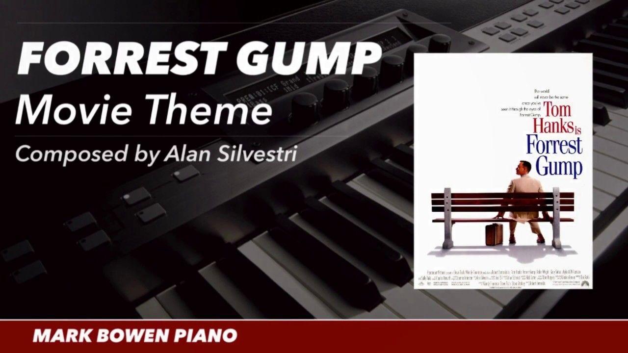 Forrest Gump Theme (Piano Arrangement) | PIANO ...