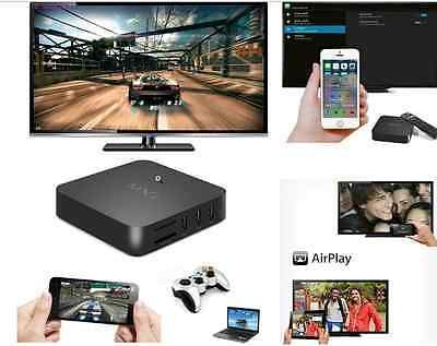 TV Box Mini PC Kodi Full Web Android Octa Core Digital Media
