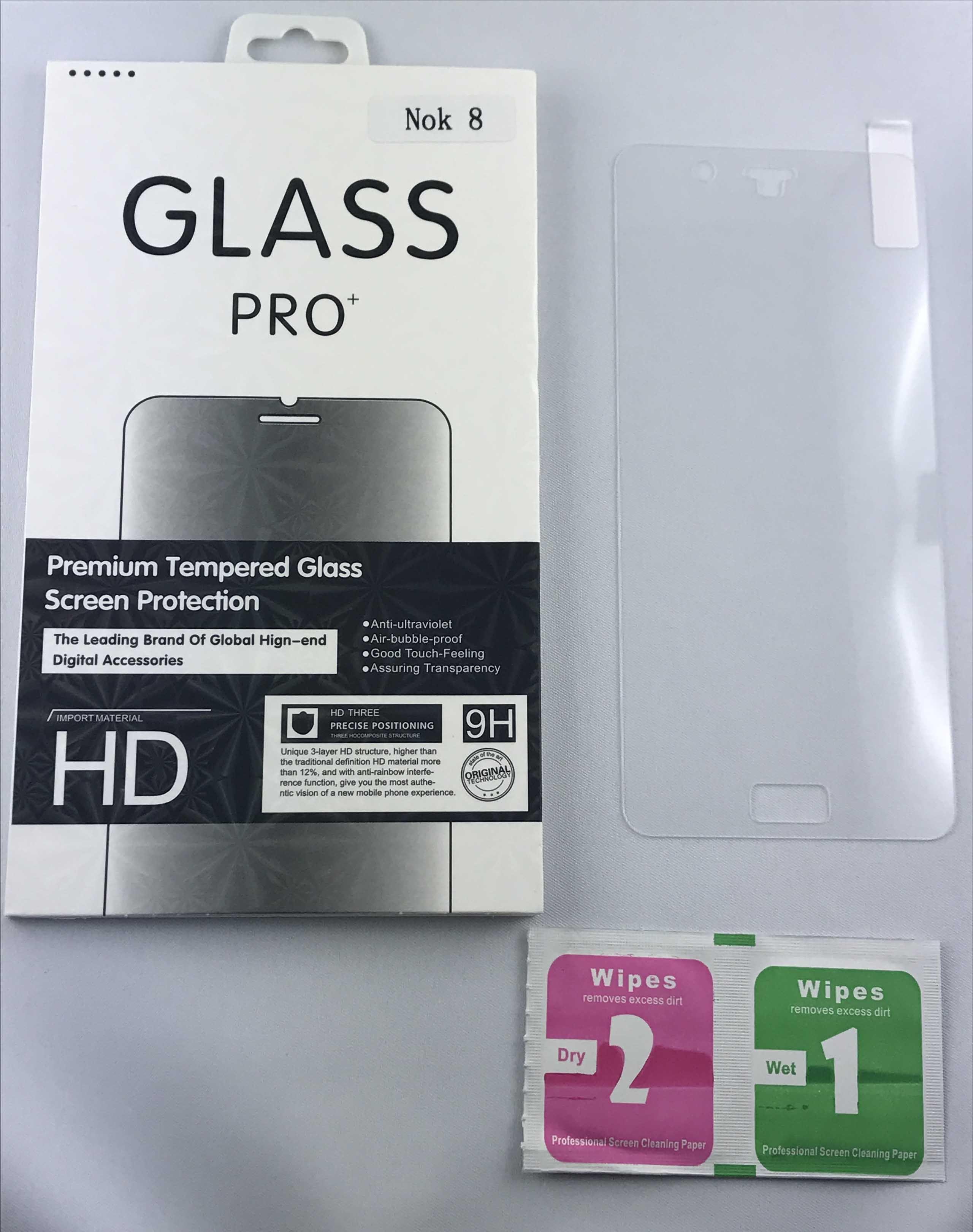 Szklo Hartowane Premium Glass Pro Do Nokia 8 Twardosc H 9h Grubosc 0 33 Mm Znajdziecie Je Na Naszych Aukcjach Allegro Glass Screen Tempered Glass Glass