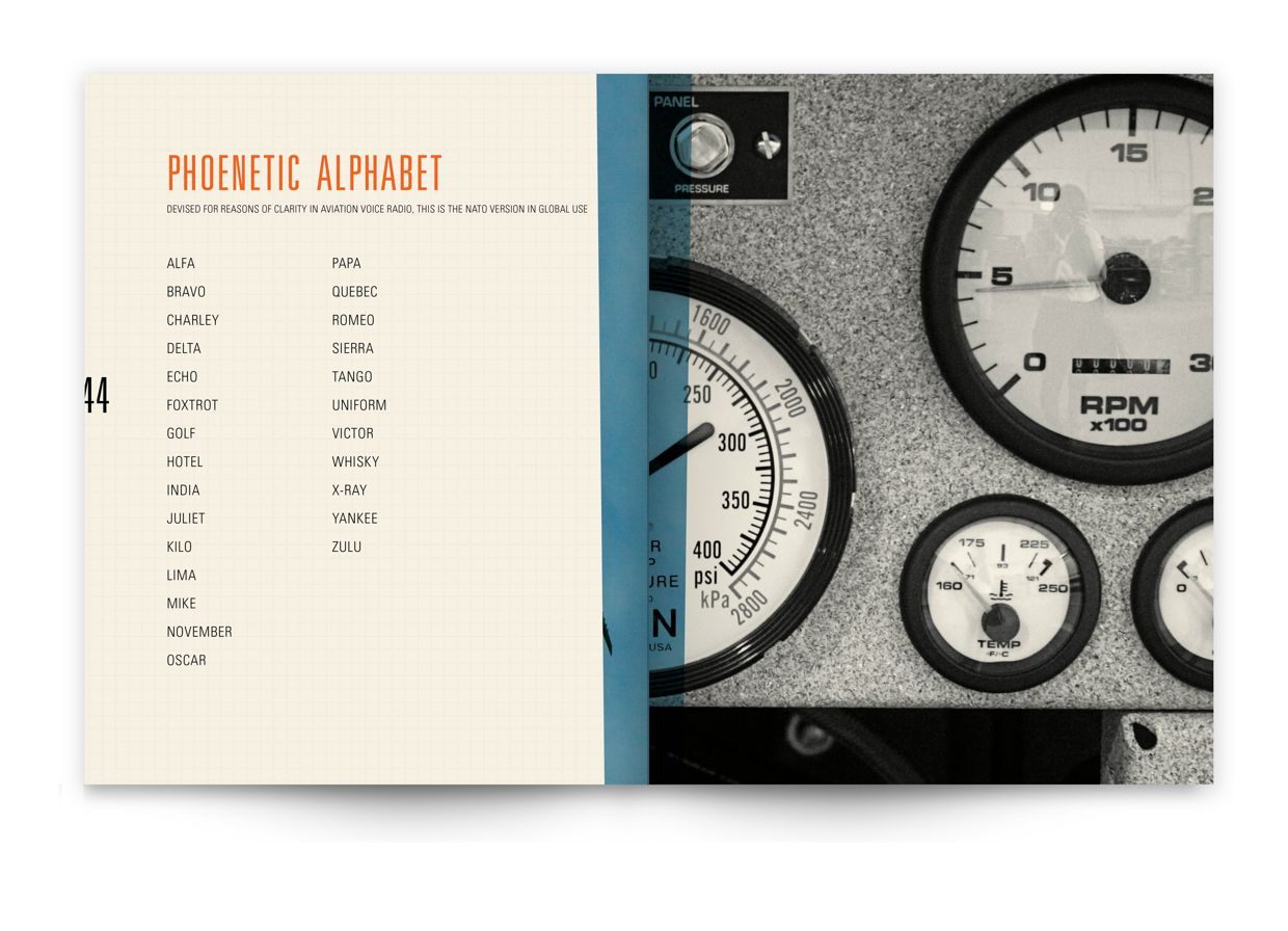 Lifted: A Look at Airport Typography on Behance