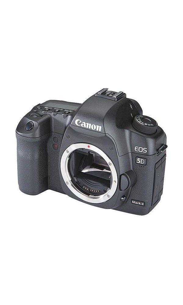 Canon EOS 5D Mark II Full Frame DSLR Camera (Body Only) (OLD MODEL ...