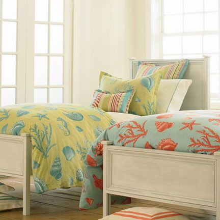 Legacy Home Harbor Island Algae Bedding Gracious Style Bed