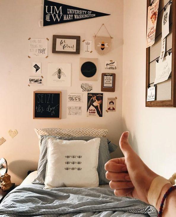 99 Lovely Dorm Room Organization Ideas On A Budget - 99BESTDECOR