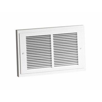 Broan Nutone Electric Fan Wall Insert Heater Power 1000 W Wall Fans Electric Fan Wall