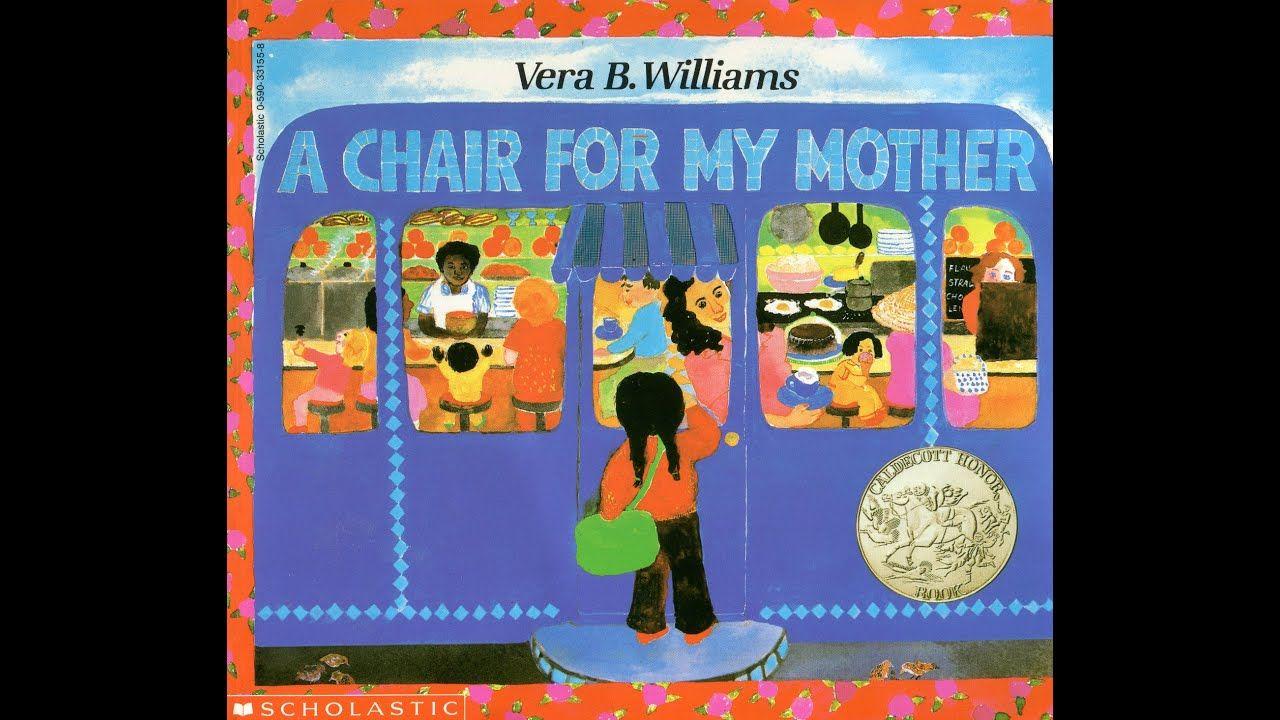 A chair for my mother by vera b williams grandma anniis