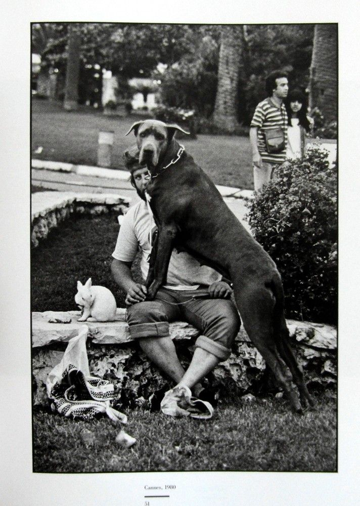 Elliott Erwitt Dogs | Home » Standard Editions » Elliott Erwitt: To The Dogs #elliotterwitt