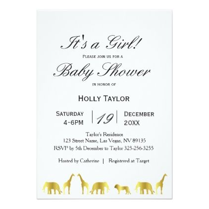 gold jungle animals baby shower invitation rsvp cards pondez sil vous plat