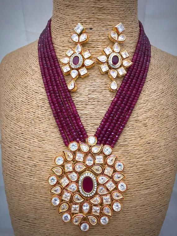 Kundan jewelry, indian Jewelery,necklace ,Kundan R