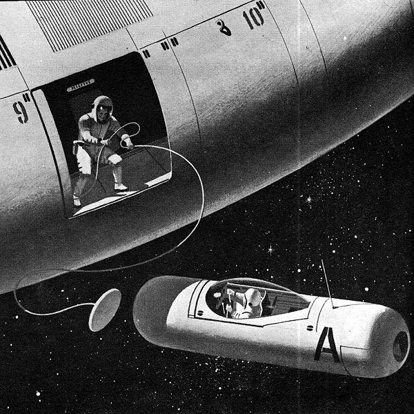 Space Suits - Atomic Rockets | Ciencia ficcion, Ficcion