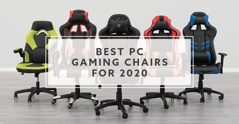 Best Pc Gaming Chair Under 100 In 2020 Gaming Chair Pc Gaming