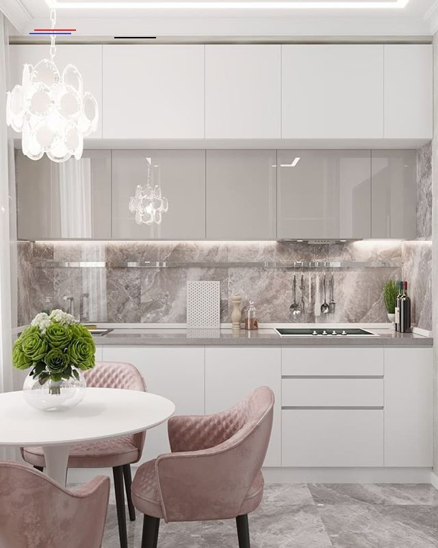 20 Inspiring Kitchen Cabinet Colors and Ideas That Will Blow You Away - #kücheninspiration - Who says kitchens need to be boring, white, and monotonous? We have come across a collection of kitchens that are fun, eye-catching, and colorful; and we just had to share! Beige and Neutral Cabinets Strong, warm and beige kitchen cabinet color palettes are emerging as a trend in 2019. Designers are pairing these beautiful, soft …...