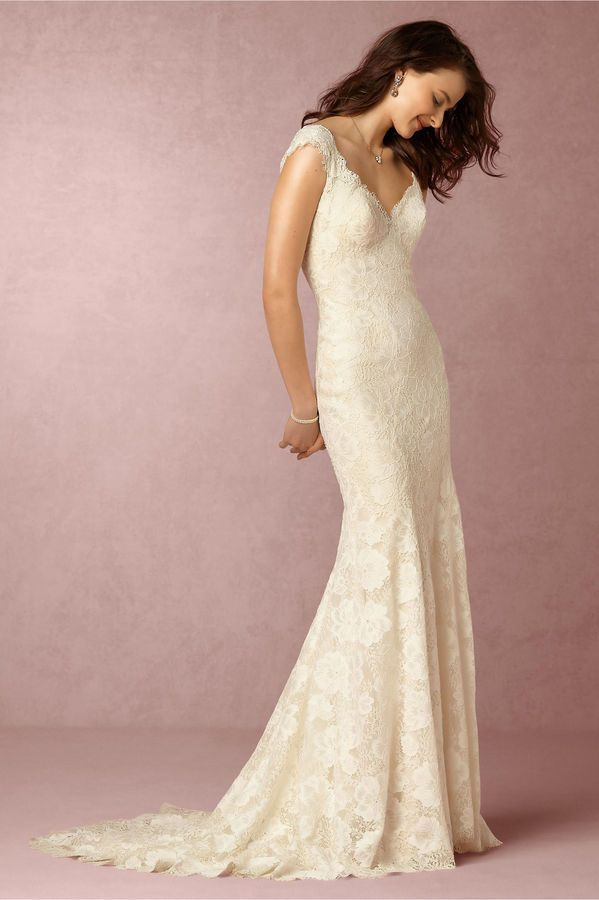 BHLDN Amalia Gown | Gowns, Beautiful wedding gowns and Gown wedding