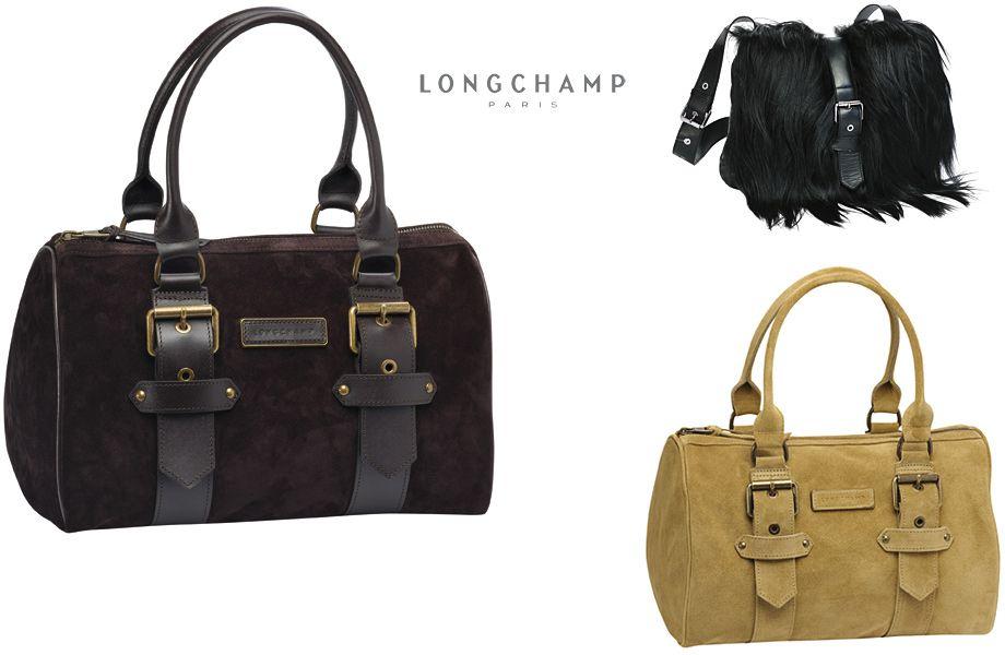 PrestigeGuide : Luxe en Prestige: Horloges Juwelen Mode Fashion Longchamp, Kate Moss Longchamp : Autumn 2011