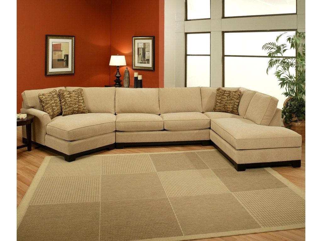Best Expansive 3 Piece Sectional Features A Unique Cuddler 400 x 300