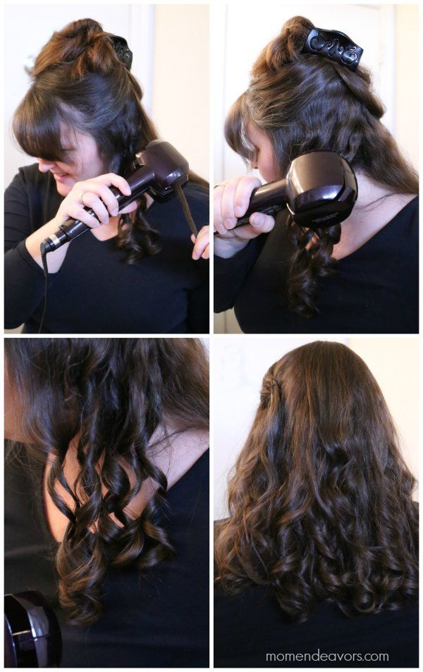 Conair Infiniti Pro Curl Secret Curling Iron Diy Curls Curl Secret Hair Tutorials Easy