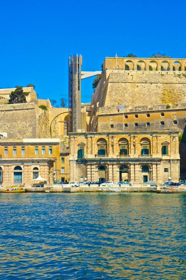 Grand Harbor - Malta
