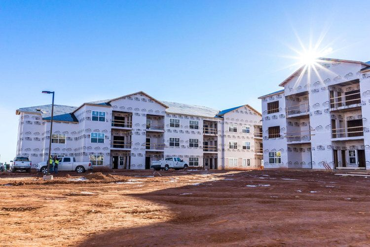 Builder Spotlight Consolidated Construction Of Rapid City Moon Meadows Apartment Complex Materials By Construction Builders Apartment Complexes Construction