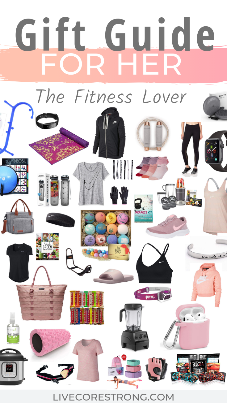 The Best List Of Fitness Gift Ideas For Her: 2019 ...