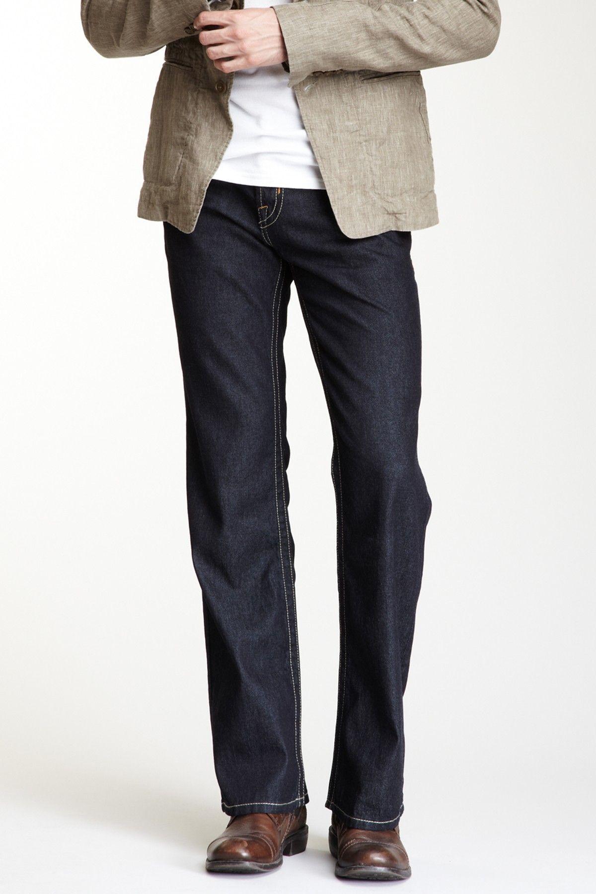 purchase cheap 4f5ef 4a4a9 MEK Denim Cypress Rinse Bootcut Jean #MensJeans | Mens Jeans ...