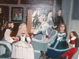 Resultado de imagen de las meninas de botero