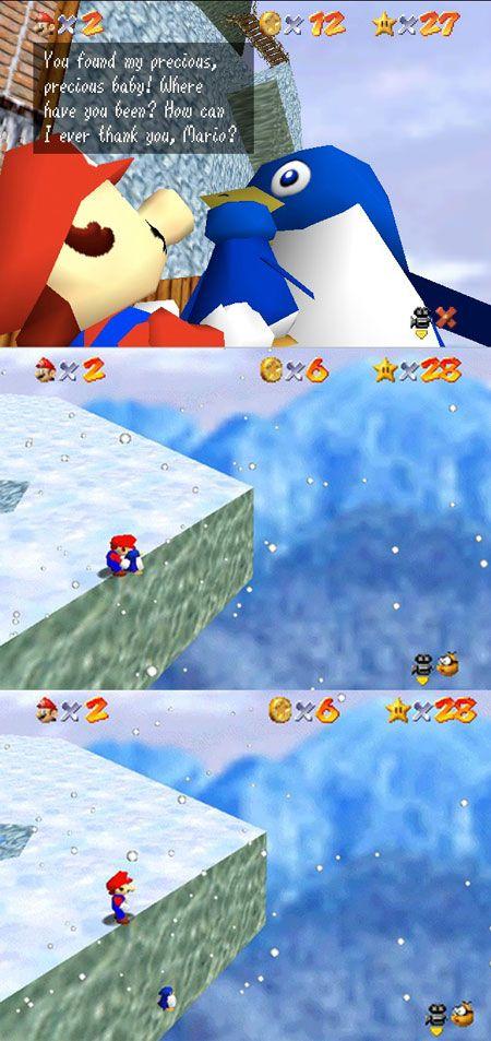 How Can I Ever Thank You Mario Mario Funny Mario Memes Video Games Funny