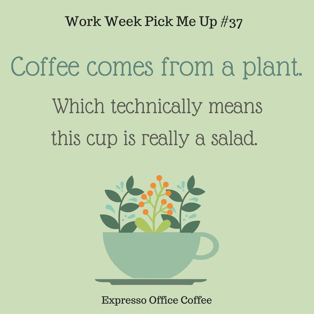 Work Week Pick Me Up Coffee Humor Office Humor Coffee Quote Expresso Office Coffee Coffee Humor Coffee Quotes Office Coffee