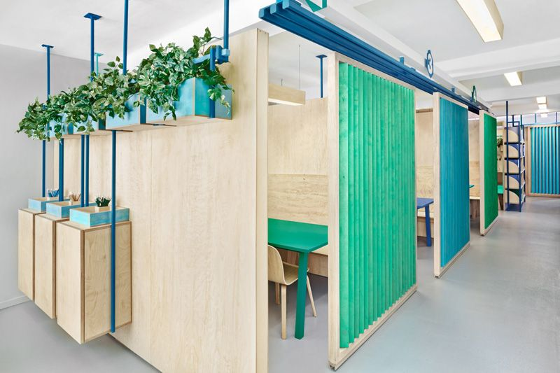 Masquespacio Redesign The Branding And Interior Spaces For A