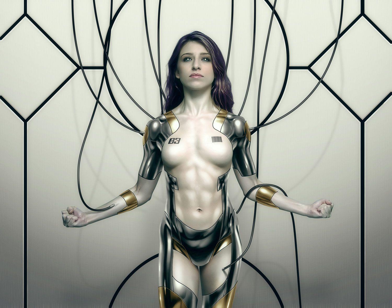 Cyber Nude 74