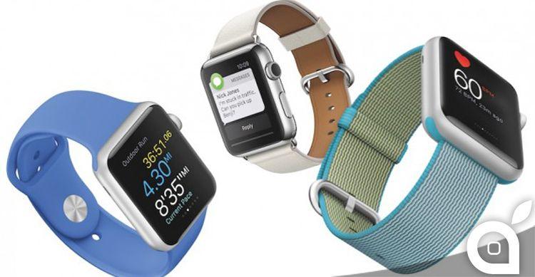 Secondo KGI le vendite di Apple Watch nel 2016 sono destinate a calare