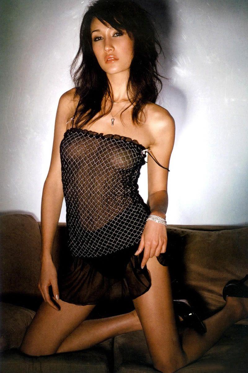 Maggie q hot nude