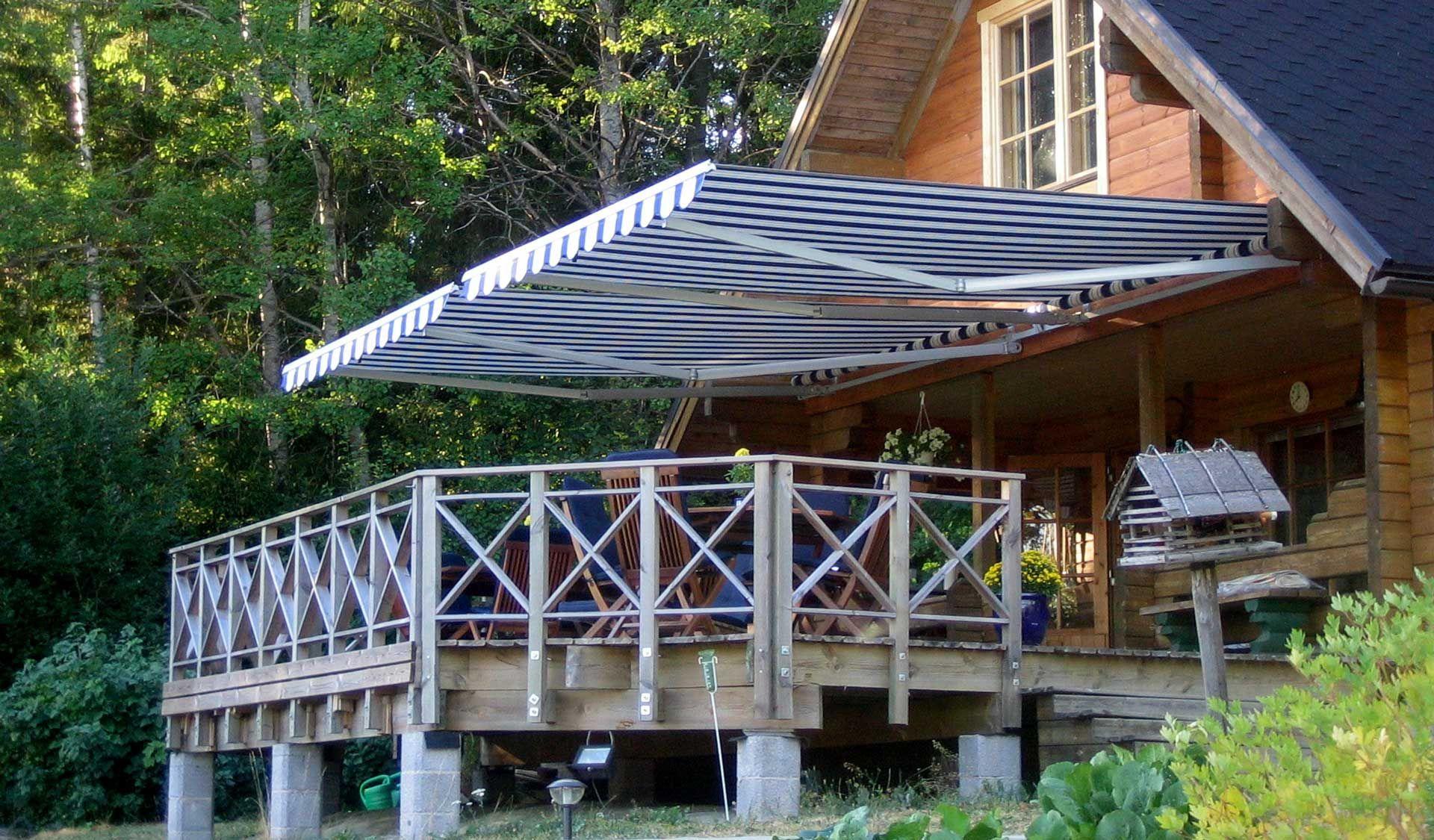 Sonnen/Sichtschutz, Markisen, Sonnensegel kupkagarten