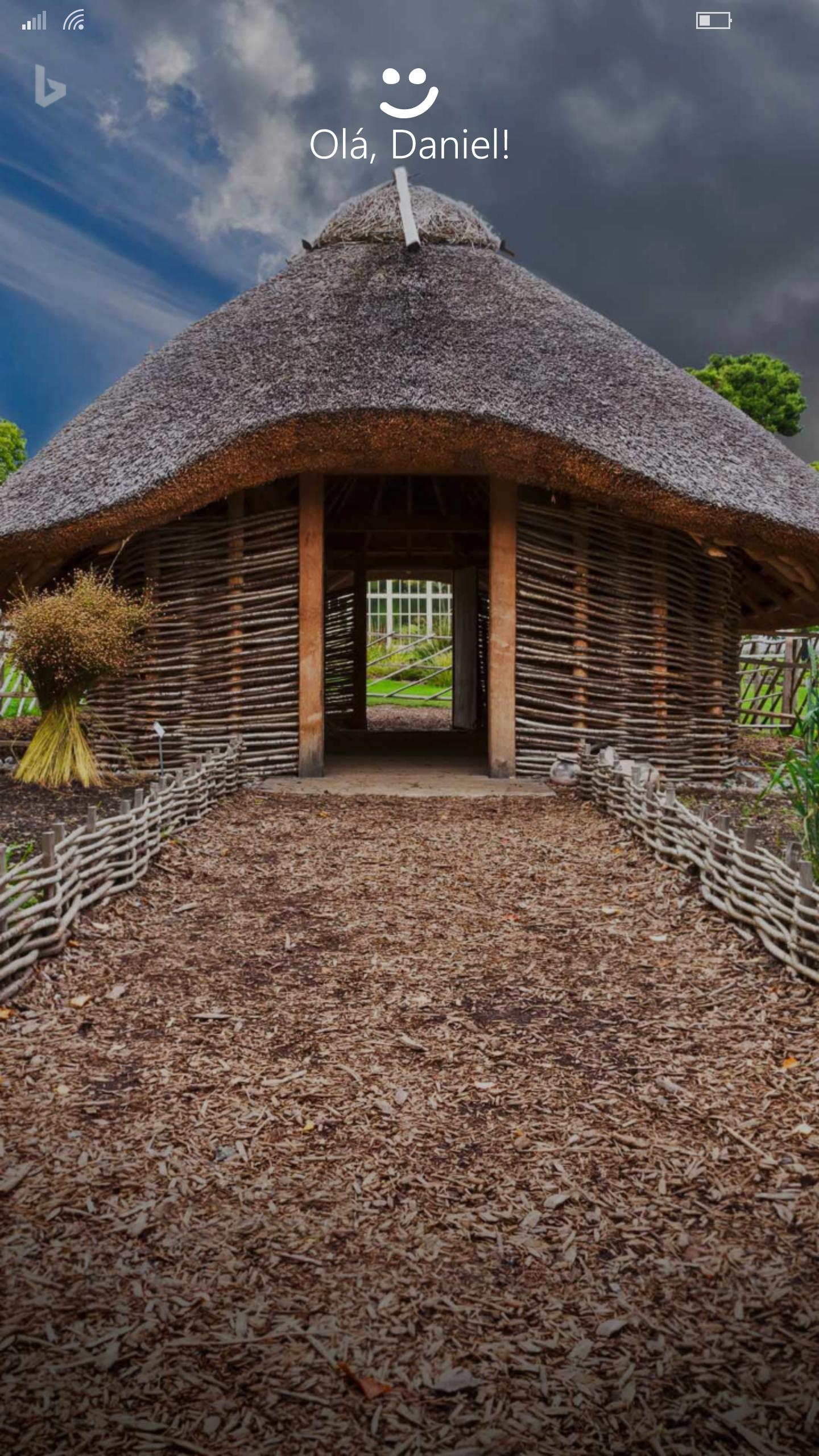 Replica of a Viking home in Dublin National Botanic Gardens, Ireland ...