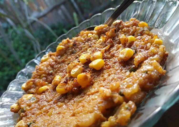Resep Rahasia Dadar Nasi Jagung Eksotis Resep Resep Masakan Indonesia Resep Makanan