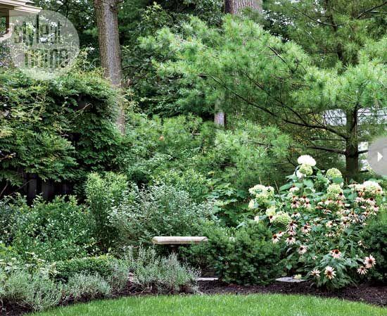 contemporary garden spaces serene sun house | Garden design: Serene Georgian-style garden | Garden ...