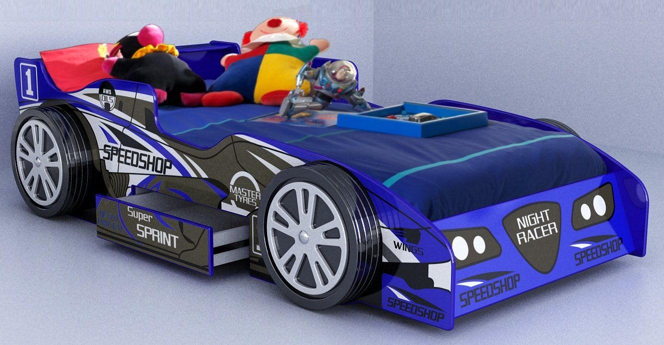 Kleine küchenideen, die sie geformt haben artwork of creative race car beds for toddlers  bedroom design