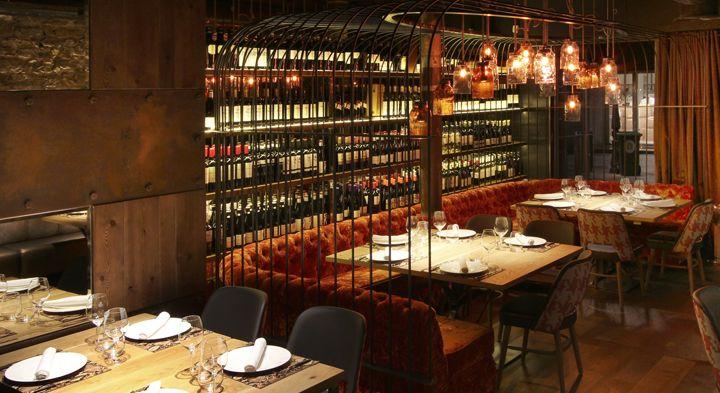 Bilbao Berria Bar Restaurant By Verno Bilbao Spain