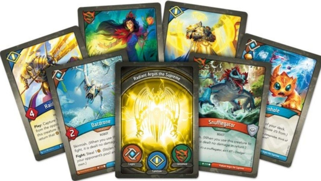 Top 10 Most Popular Ccg S In The World Today Living Card Game Card Games Collectible Card Games
