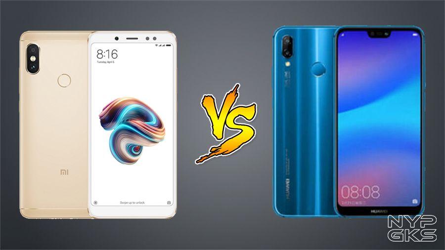 Xiaomi Redmi Note 5 Vs Huawei P20 Lite Specs Comparison Asus Zenfone Xiaomi Note 5