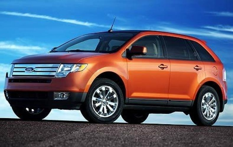 Ford Edge Tires