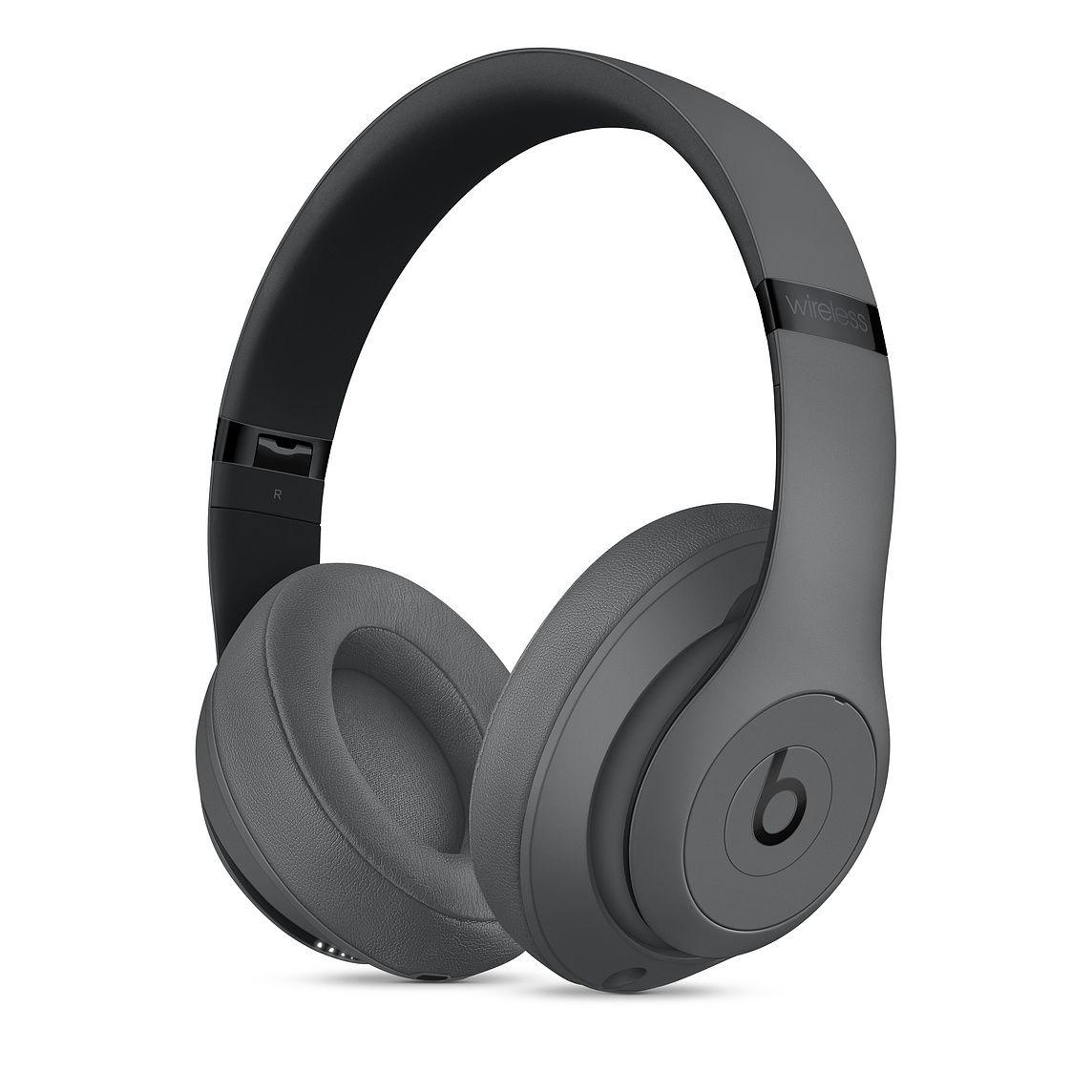 Beats Studio3 Wireless Over Ear Headphones Blue Apple Ca In Ear Headphones Over Ear Headphones Beats Headphones Wireless