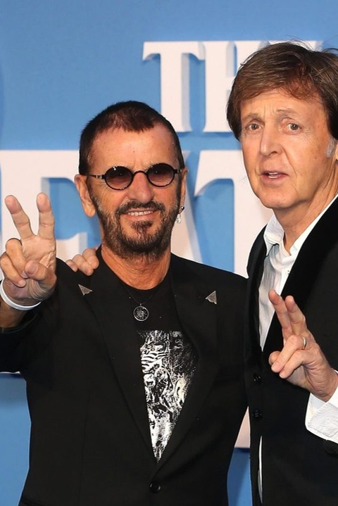 80 Year Old Ringo Starr Says Broccoli And Blueberries Keep Him Young Ringo Starr Ringo Starr Young Paul Mccartney Ringo Starr