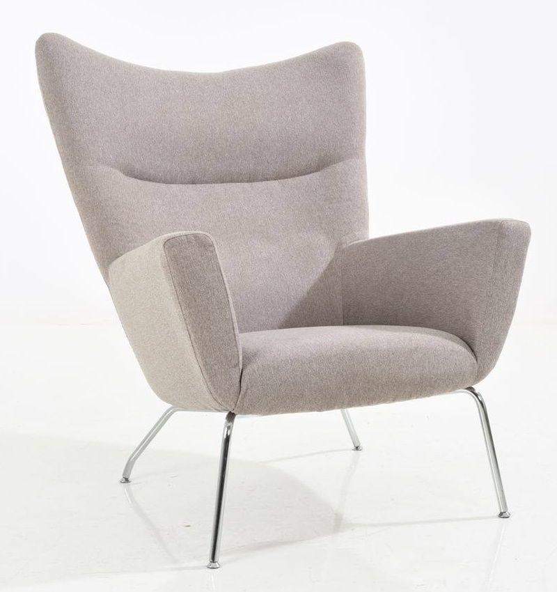 Fauteuil Wing Style Meubles Design Fauteuil Design Meuble Design Mobilier De Salon